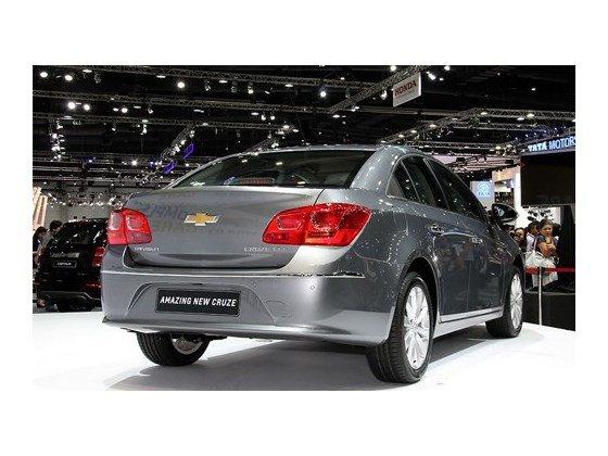 Xe Chevrolet Cruze đời 2015, nhập khẩu nguyên chiếc-1