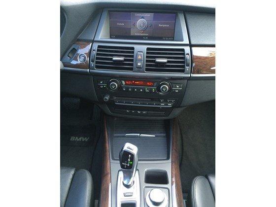 Bán BMW X5 3.0 sản xuất 2008, màu đen, xe nhập, chính chủ-8