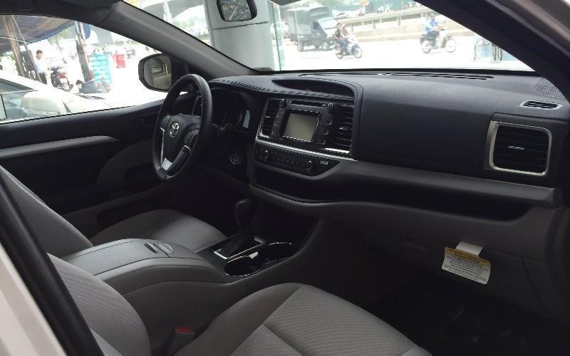 Bán Toyota Highlander 2015 sản xuất 2015 đủ màu, vui lòng liên hệ ngay để có giá tốt nhất-5
