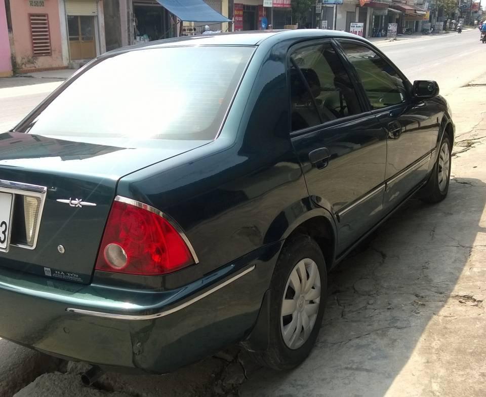 Bán xe Ford Laser LX 1.6 đời 2002, nhập khẩu chính hãng-1