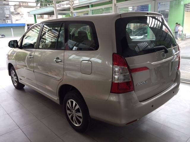 Toyota Innova 2015 – một chiếc xe gia đình đầy quyền uy, tiện ích và sang trọng-1