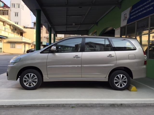 Toyota Innova 2015 – một chiếc xe gia đình đầy quyền uy, tiện ích và sang trọng-7