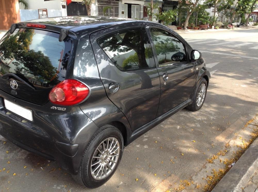 Toyota Aygo nhập Japan, số sàn, sản xuất 2005, đăng ký 2006, màu xám-5