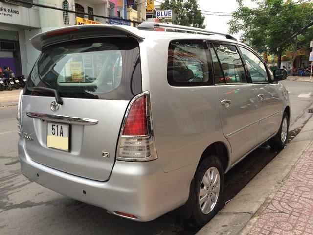 Innova G đời 2008, đăng ký 03/2009, màu ghi bạc, xe đẹp biển số thành phố HCM-2