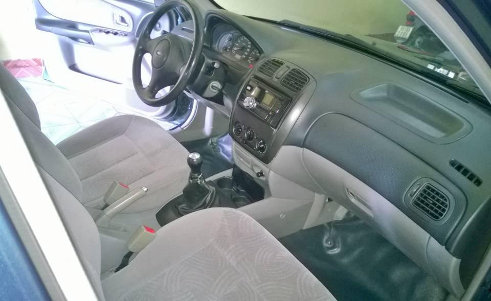 Bán xe Ford Laser LX 1.6 đời 2002, nhập khẩu chính hãng-5