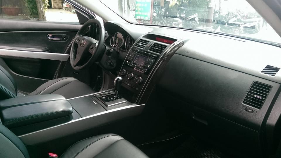 Bán ô tô Mazda CX 9 2012, màu xanh đá, nhập khẩu nguyên chiếc-11