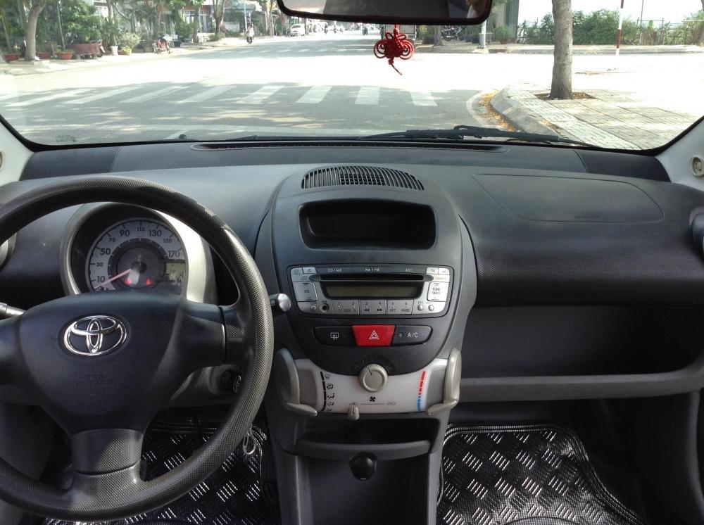 Toyota Aygo nhập Japan, số sàn, sản xuất 2005, đăng ký 2006, màu xám-6