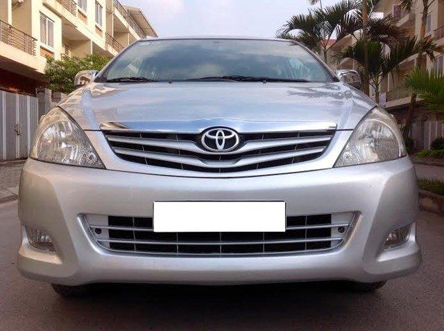 Gia đình tôi cần bán xe Innova G đời 2011-1