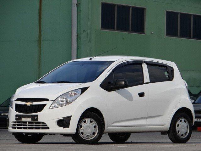 Chevrolet Spark Van siêu đẹp siêu tiết kiệm - 232 triệu cần bán-1