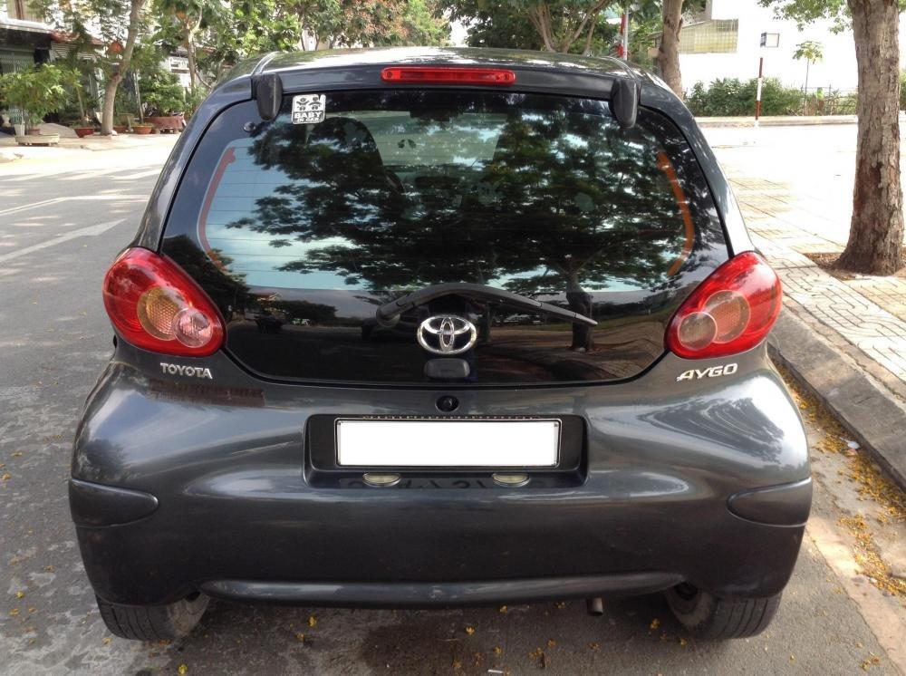 Toyota Aygo nhập Japan, số sàn, sản xuất 2005, đăng ký 2006, màu xám-4
