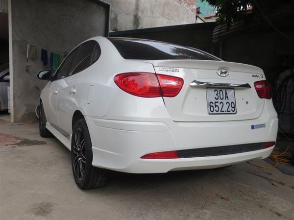 Cần bán lại xe Hyundai Avante đời 2014, màu trắng, như mới, giá chỉ 550 triệu-2