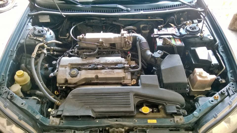 Bán xe Ford Laser LX 1.6 đời 2002, nhập khẩu chính hãng-7