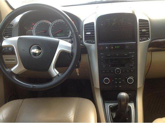 Chevrolet Captiva LT SX năm 2008, màu đen, số sàn, đăng ký một đời chủ, xe chạy 68.000km-3