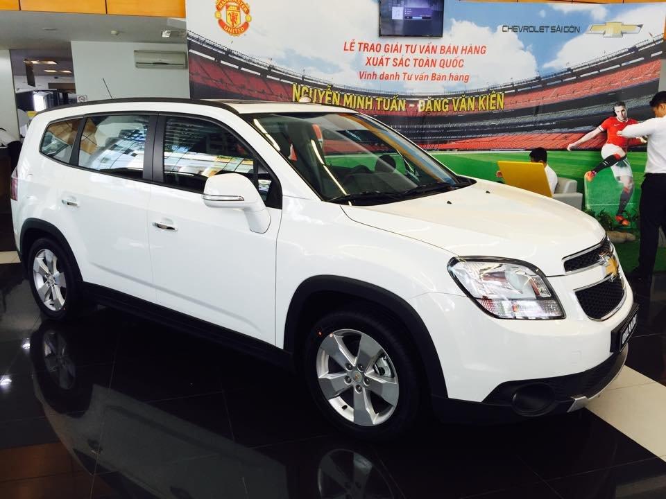 Chevrolet Orlando 1.8L LTZ - AT 759 triệu tặng dán phim 3m 5 món phụ kiện cần bán-0