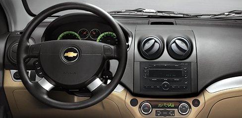 Chevrolet Giải Phóng bán xe Chevrolet Aveo mới đem lại phong cách lịch lãm sang trọng-1
