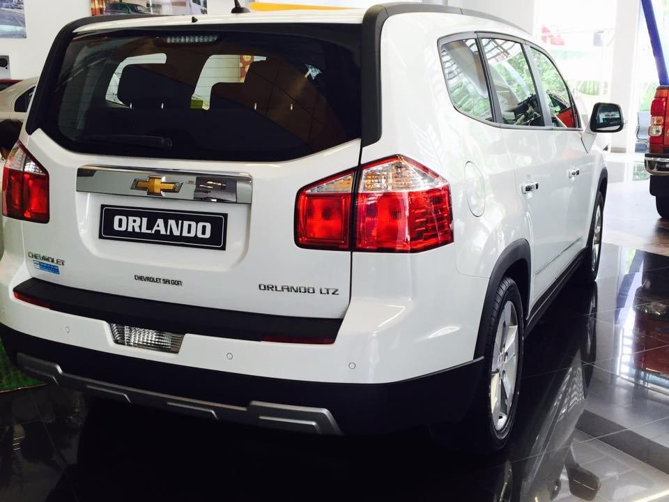 Chevrolet Orlando 1.8L LTZ - AT 759 triệu tặng dán phim 3m 5 món phụ kiện cần bán-4