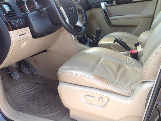 Chevrolet Captiva LT SX năm 2008, màu đen, số sàn, đăng ký một đời chủ, xe chạy 68.000km-4