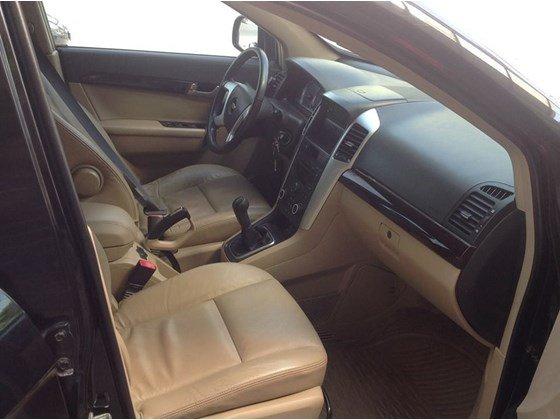 Chevrolet Captiva LT SX năm 2008, màu đen, số sàn, đăng ký một đời chủ, xe chạy 68.000km-10