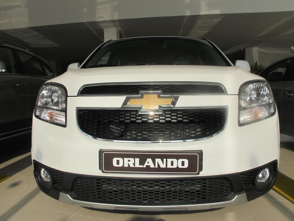 Chevrolet Orlando LTZ 2015– thiết kế hiện đại, 7 chỗ linh hoạt rộng rãi-9