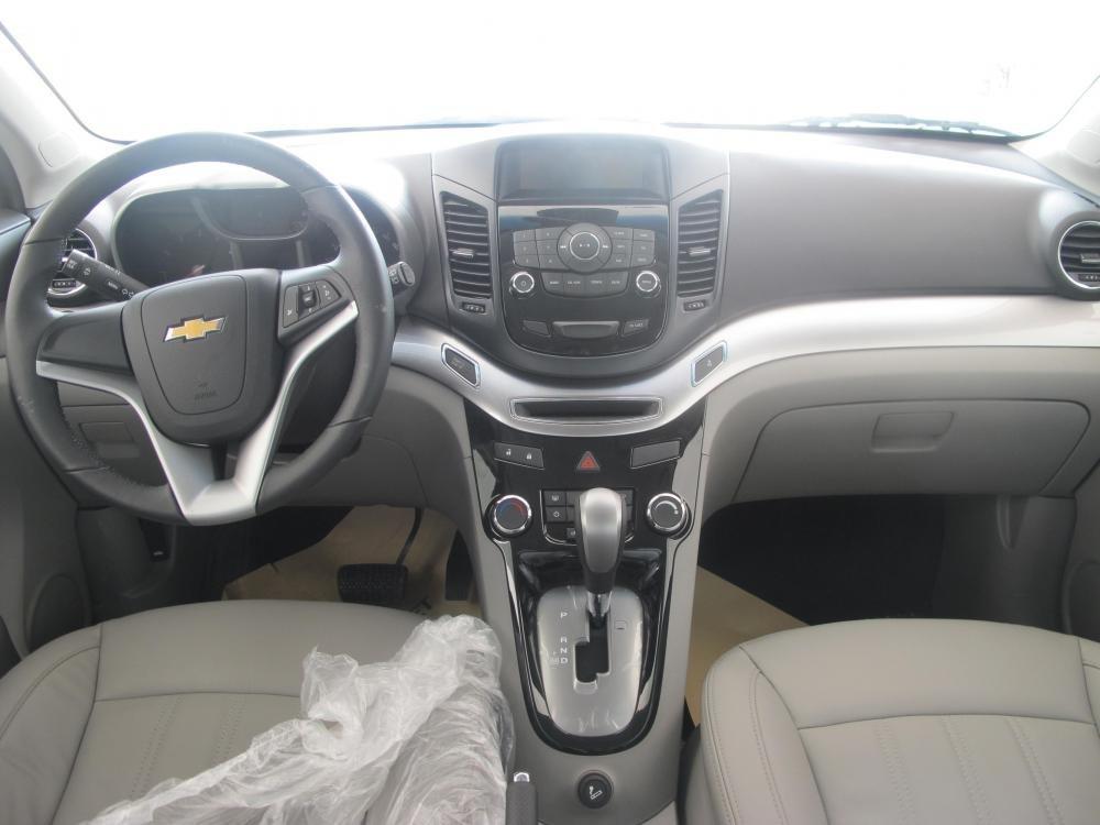 Chevrolet Orlando LTZ 2015– thiết kế hiện đại, 7 chỗ linh hoạt rộng rãi-4