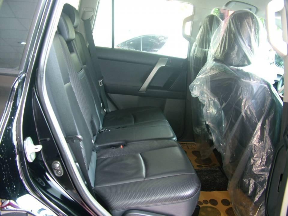 Xe Toyota Prado đời 2011, màu đen, nhập khẩu nguyên chiếc-3