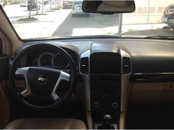 Chevrolet Captiva LT SX năm 2008, màu đen, số sàn, đăng ký một đời chủ, xe chạy 68.000km-2