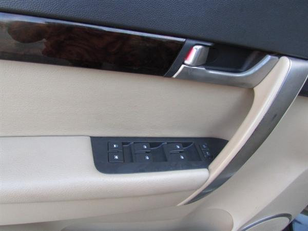 Xe Chevrolet Captiva - cũ trong nước 2008, màu đen, số tự động-6