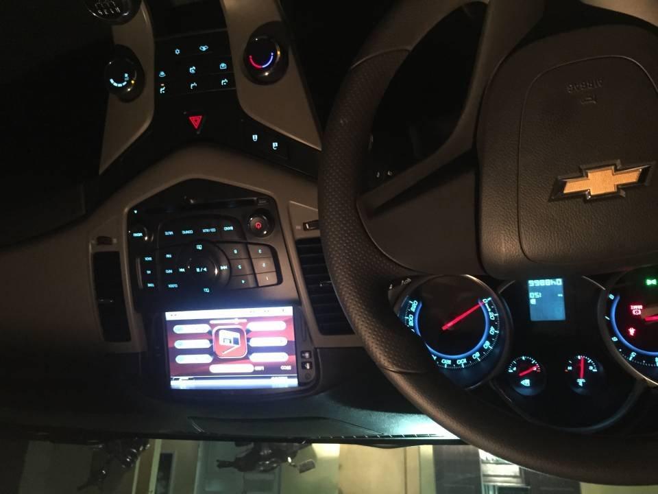 Cần bán xe Chevrolet Cruze 2013, nhập khẩu, giá chỉ 418 triệu-4