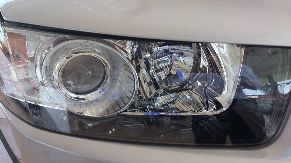 Cần bán Chevrolet Captiva LTZ đời 2015, màu bạc-1