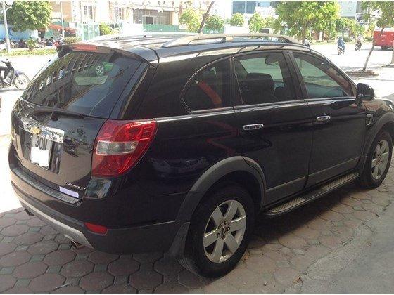 Chevrolet Captiva LT SX năm 2008, màu đen, số sàn, đăng ký một đời chủ, xe chạy 68.000km-1