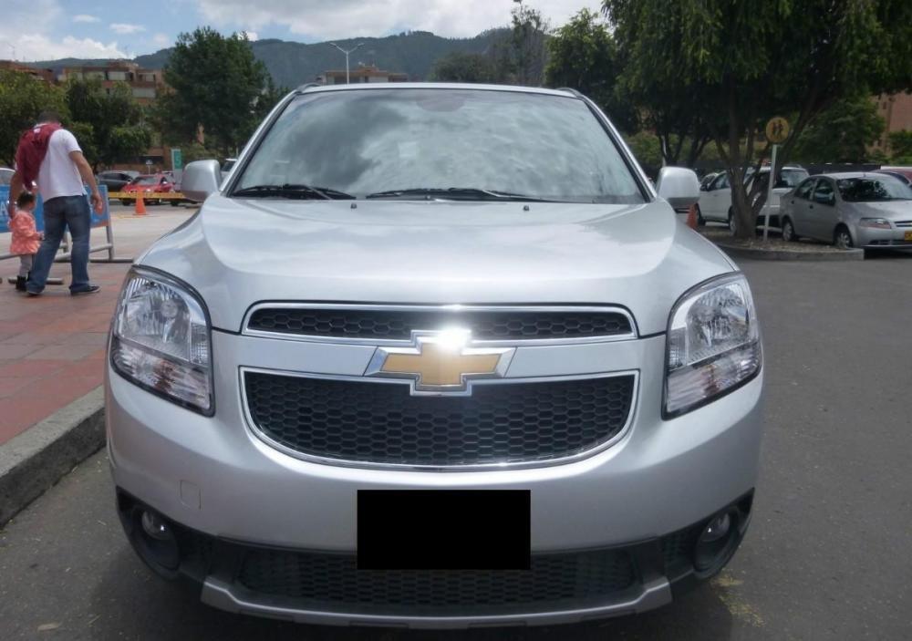 Khuyến mãi tiền mặt và phụ kiện xe Chevrolet Orlando số tự động lên đến 43.000.000đ-0