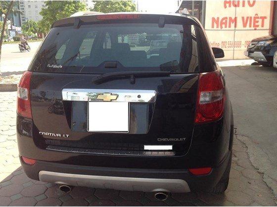 Chevrolet Captiva LT SX năm 2008, màu đen, số sàn, đăng ký một đời chủ, xe chạy 68.000km-8