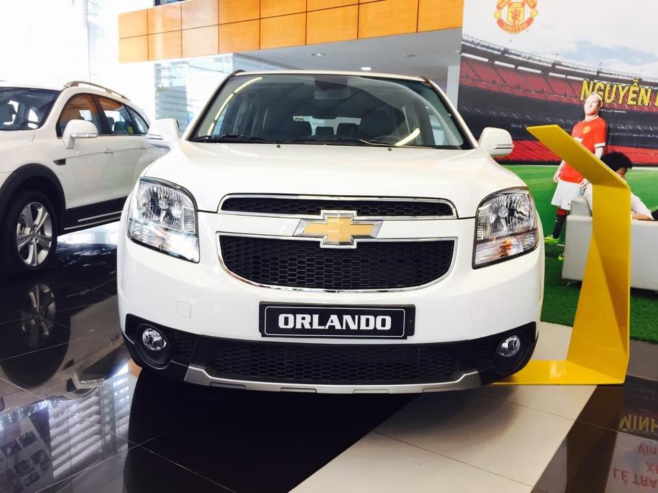 Chevrolet Orlando 1.8L LTZ - AT 759 triệu tặng dán phim 3m 5 món phụ kiện cần bán-2