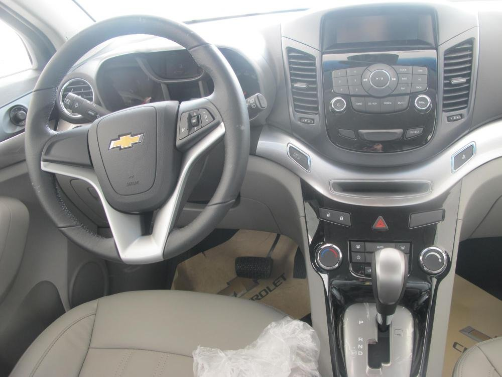 Chevrolet Orlando LTZ 2015– thiết kế hiện đại, 7 chỗ linh hoạt rộng rãi-6