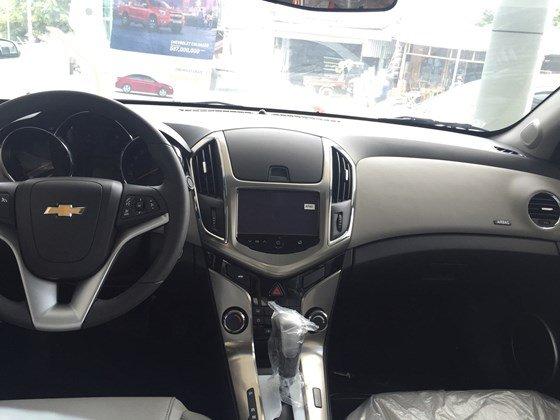 Chevrolet Cruze 2015, vừa ra mắt phiên bản mới nhất tháng 9/2015-2