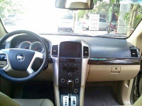 Bán xe Chevrolet Captiva LTZ màu vàng cát, số tự động, SX 2008, loại xe cao cấp-2