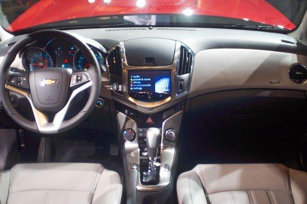 Chevrolet Cruze như là một sản phẩm toàn cầu, đáp ứng được tất cả các tiêu chuẩn chất lượng và vận hành-3