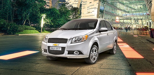 Chevrolet Giải Phóng bán xe Chevrolet Aveo mới đem lại phong cách lịch lãm sang trọng-0