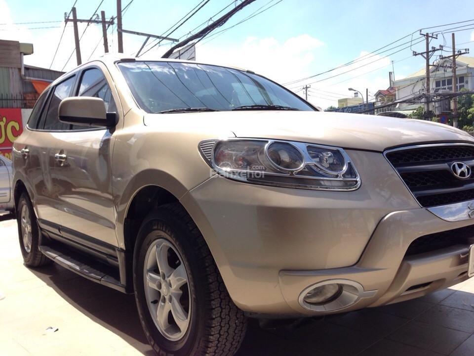 Cần bán gấp Hyundai Santa Fe sản xuất 2008, nhập khẩu Nhật Bản còn mới  -2