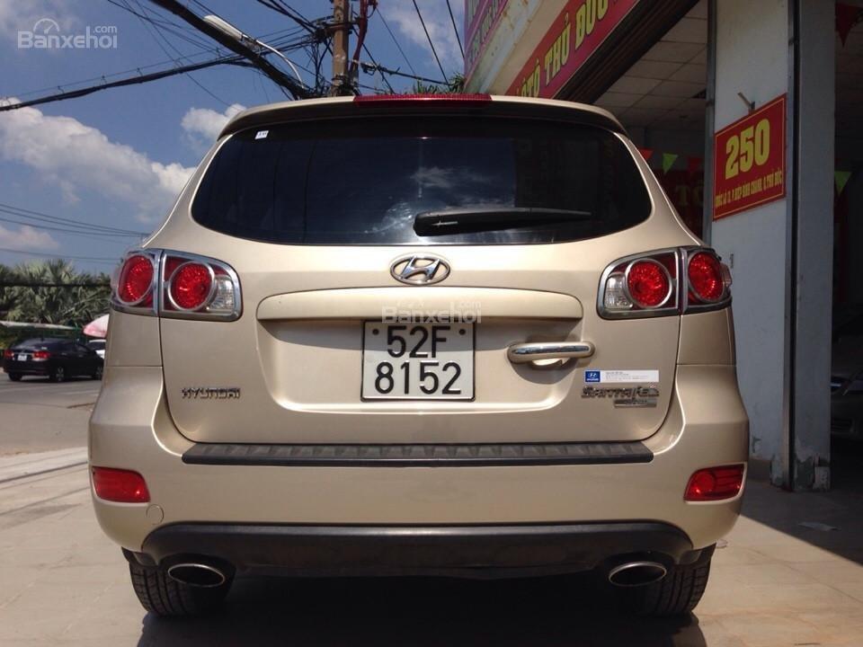 Cần bán gấp Hyundai Santa Fe sản xuất 2008, nhập khẩu Nhật Bản còn mới  -6