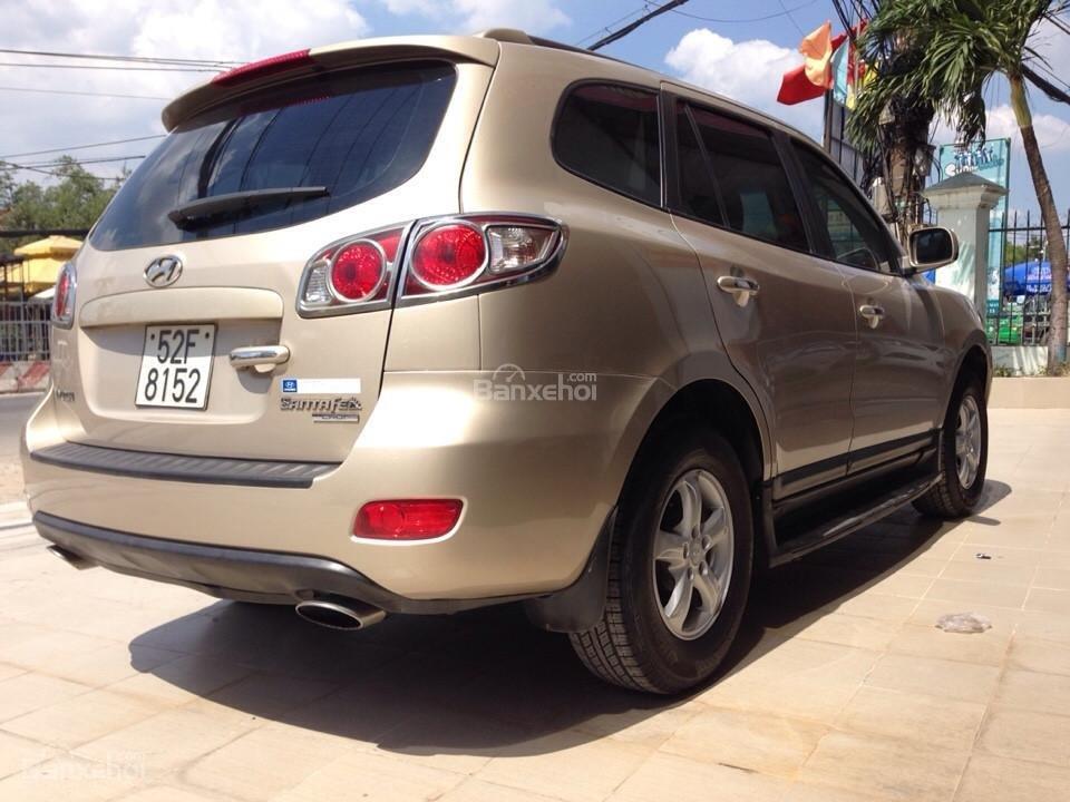 Cần bán gấp Hyundai Santa Fe sản xuất 2008, nhập khẩu Nhật Bản còn mới  -5