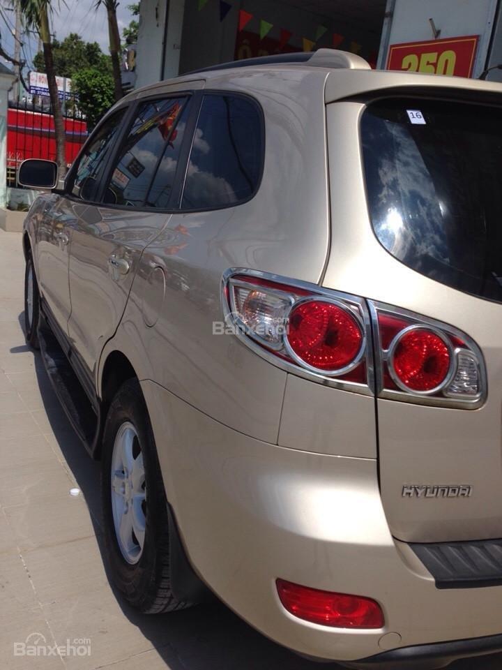 Cần bán gấp Hyundai Santa Fe sản xuất 2008, nhập khẩu Nhật Bản còn mới  -8