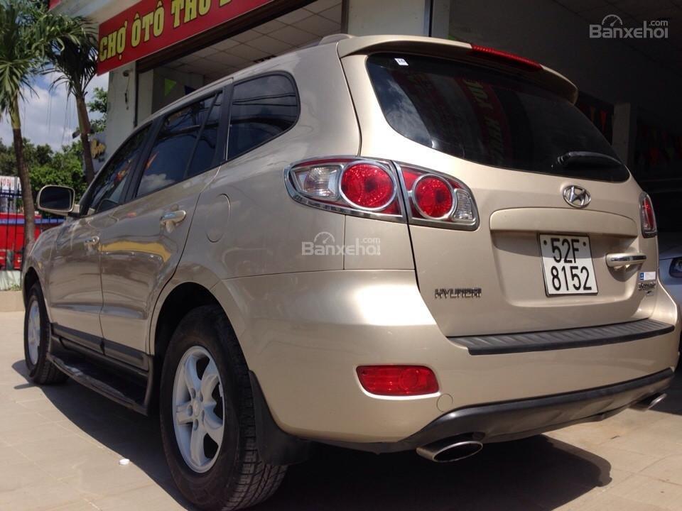 Cần bán gấp Hyundai Santa Fe sản xuất 2008, nhập khẩu Nhật Bản còn mới  -7