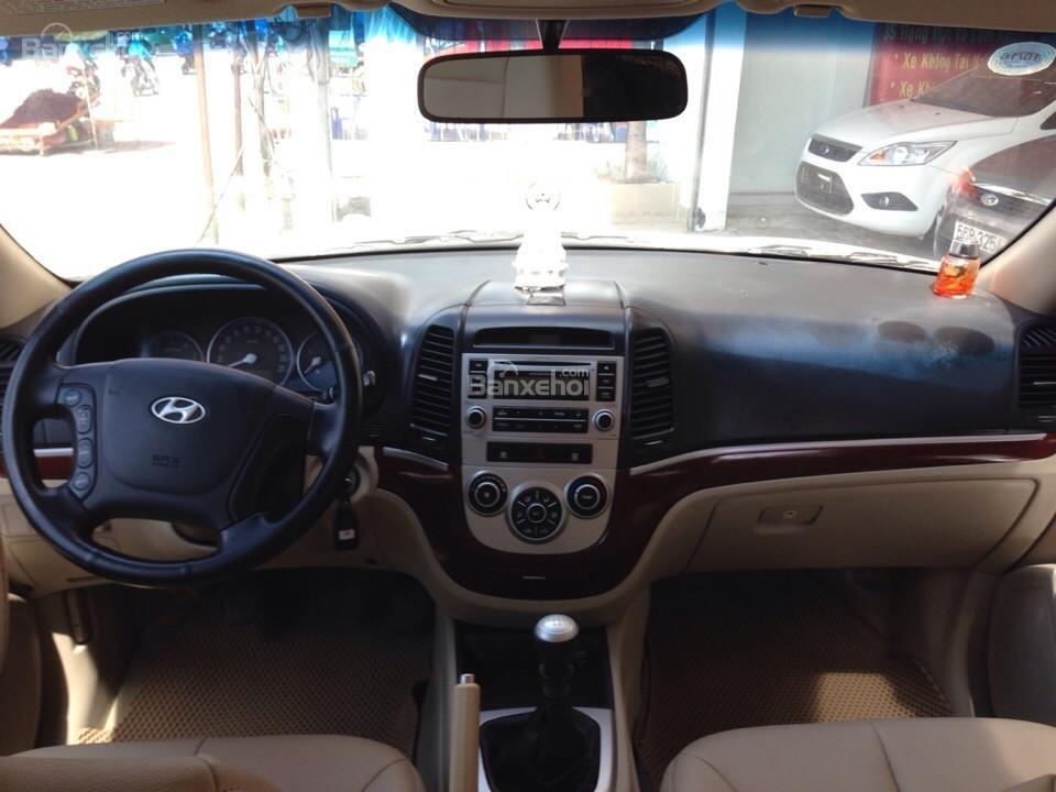 Cần bán gấp Hyundai Santa Fe sản xuất 2008, nhập khẩu Nhật Bản còn mới  -12