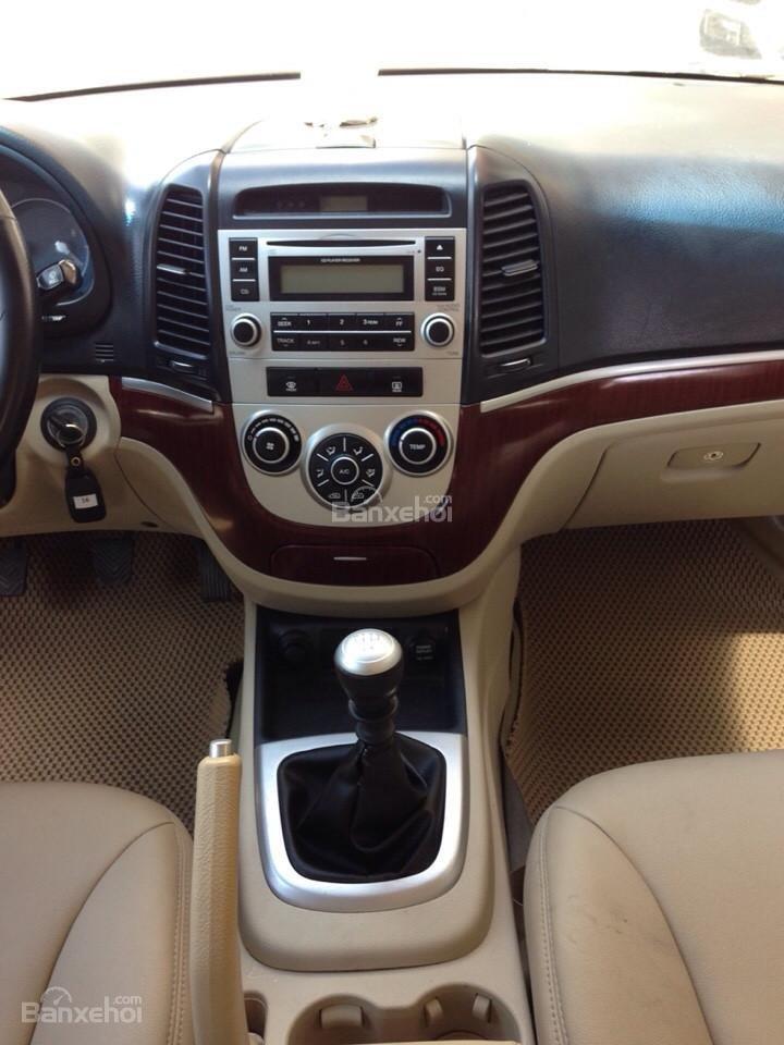 Cần bán gấp Hyundai Santa Fe sản xuất 2008, nhập khẩu Nhật Bản còn mới  -11
