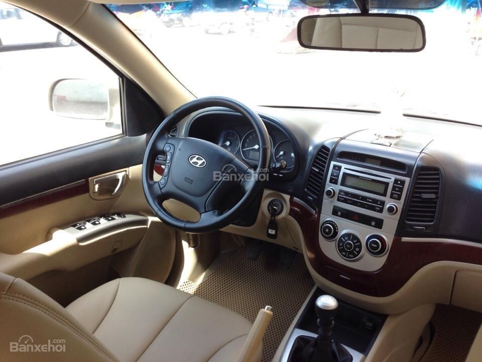 Cần bán gấp Hyundai Santa Fe sản xuất 2008, nhập khẩu Nhật Bản còn mới  -14