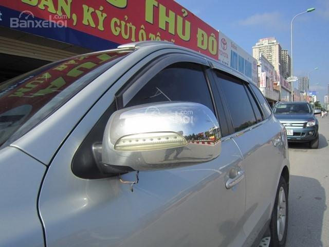 Bán xe Hyundai Santa Fe 2008, màu bạc, nhập khẩu Hàn Quốc-3
