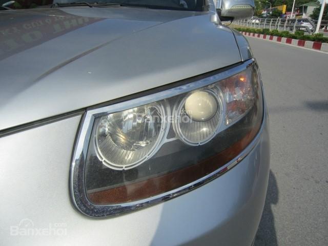 Bán xe Hyundai Santa Fe 2008, màu bạc, nhập khẩu Hàn Quốc-2