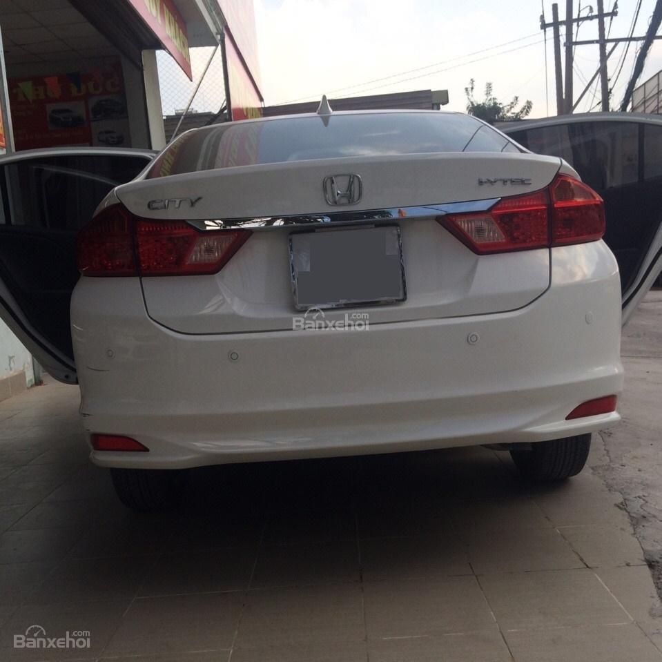Cần bán Honda City đời 2014, màu trắng-3