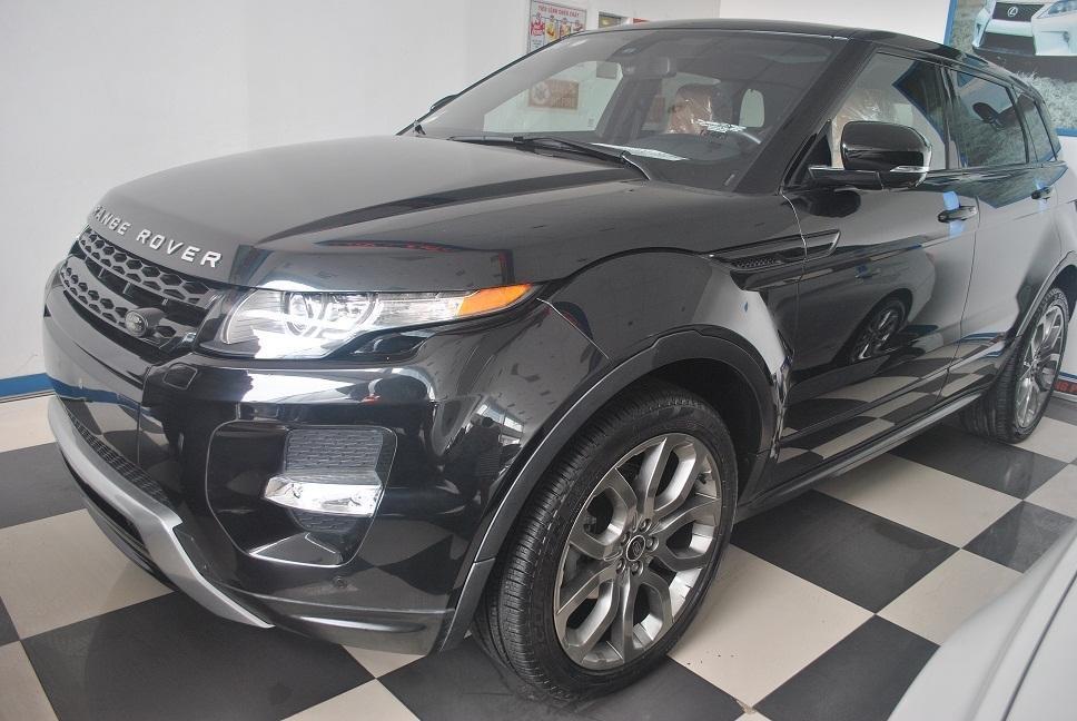 Cần bán xe LandRover Range Rover năm 2014, màu đen, xe nhập, chính chủ-1